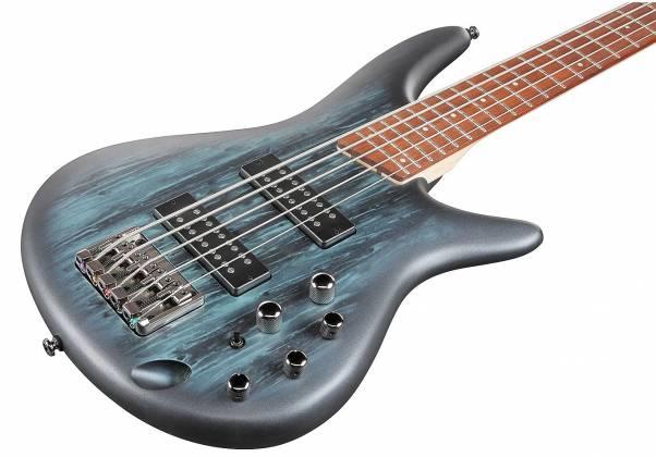 Ibanez SR305ESVM SR Standard Series 5-String RH Electric Bass-Sky Veil Matte sr-305-e-svm Product Image 7