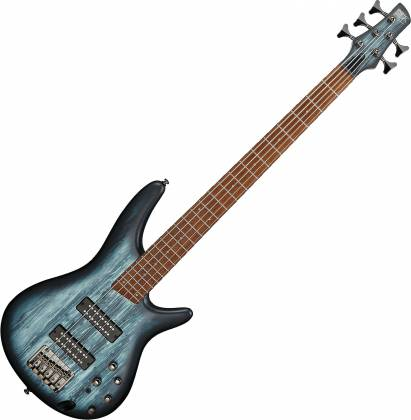 Ibanez SR305ESVM SR Standard Series 5-String RH Electric Bass-Sky Veil Matte sr-305-e-svm Product Image