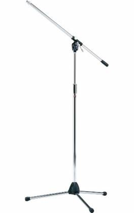 Tama MS205 Heavy Duty Chrome Mic Stand Product Image 3