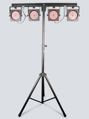 Chauvet DJ 4BAR USB Wash Light Lighting Package with D-Fi USB Compatible Wireless DMX Control Product Image 3