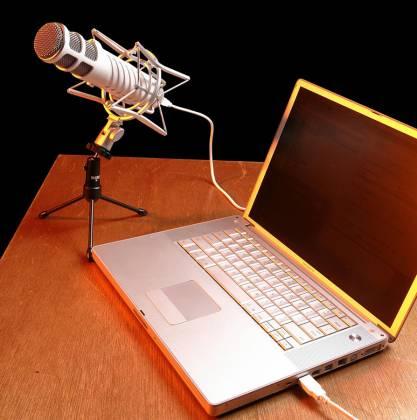 Rode Podcaster mk2 USB Broadcast Microphone rode-pod-caster-mk-2 Product Image 4