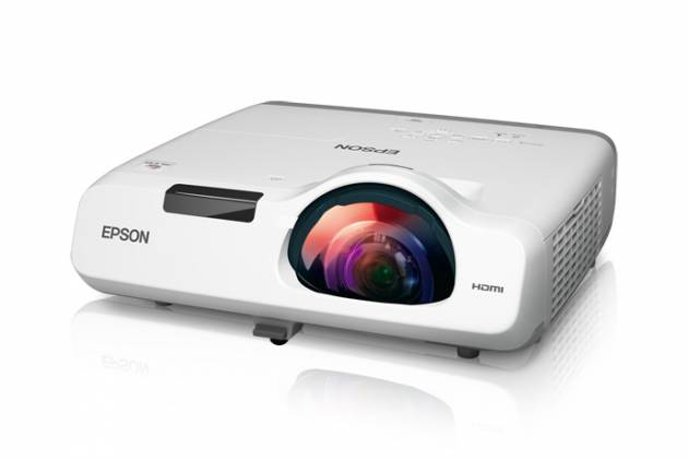 Epson V11H673320 PowerLite 530 XGA 3LCD Projector for Smart Boards Product Image 3