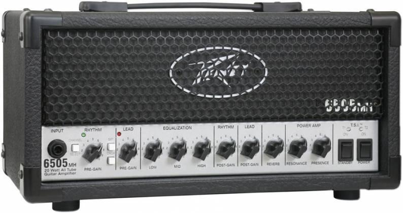 Peavey 03614180 6505 MH Guitar Mini Tube Amplifier Head Product Image 3