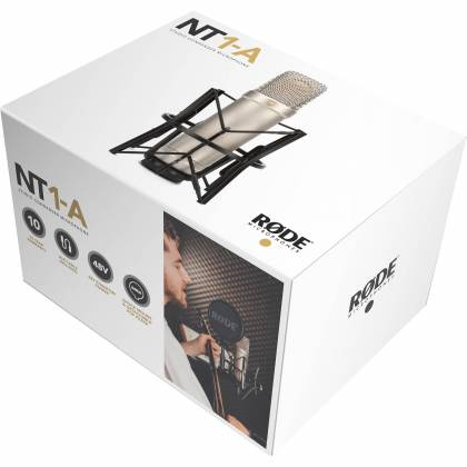 """Rode NT1-A Incredibly Quiet 1"""" Cardioid Condenser Microphone nt-1-a Product Image 5"""