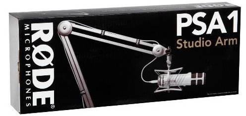 Rode PSA1 Desktop Studio Microphone Boom Arm with 360 Degree Rotation ps-a-1 Product Image 2