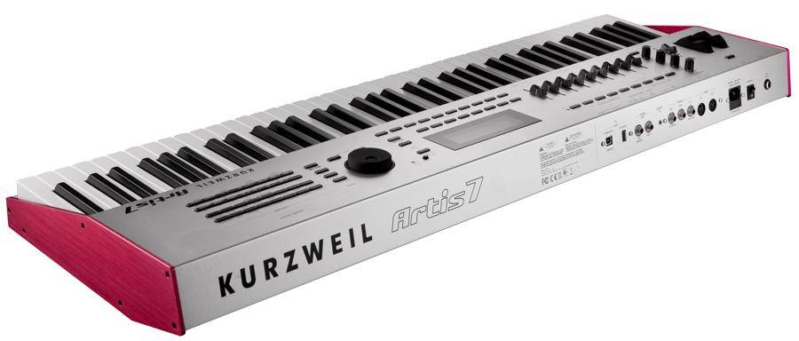 Kurzweil ARTIS 7 76 Key Professional Stage Piano Keyboard Product Image 2