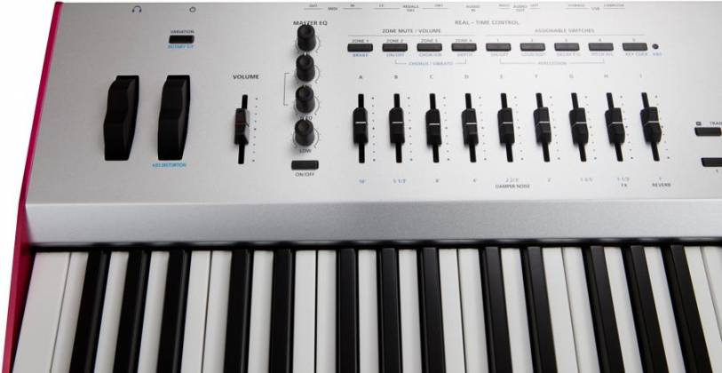 Kurzweil ARTIS 7 76 Key Professional Stage Piano Keyboard Product Image 4