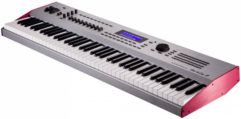 Kurzweil ARTIS 7 76 Key Professional Stage Piano Keyboard Product Image 8