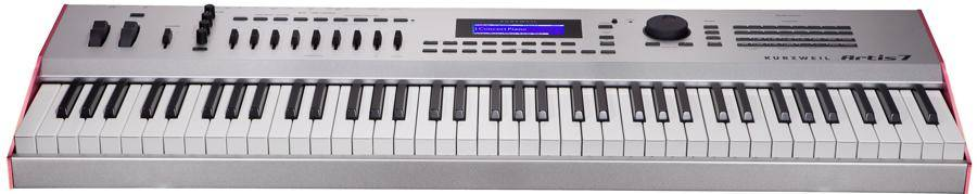 Kurzweil ARTIS 7 76 Key Professional Stage Piano Keyboard Product Image 9