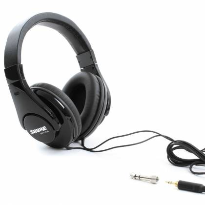 Shure SRH240A Closed-back Headphones Product Image 2