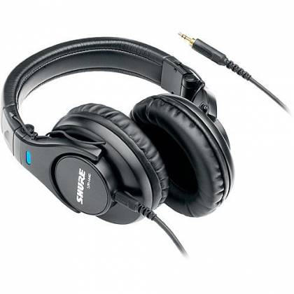 Shure SRH440 Professional Studio Headphones Product Image 2