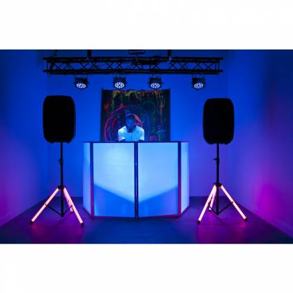 American DJ CSL-100 Speaker Stand w/ LED Product Image 5