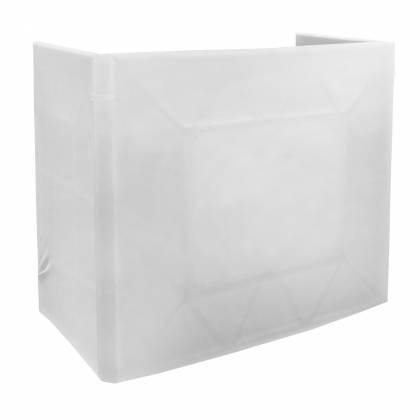 American DJ PRO-ETS Pro Event Table Scrim - White Product Image 2