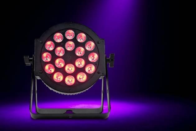 American DJ 18P-Hex RGBAW+UV Par Light Product Image 3
