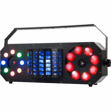 American DJ BOOM-BOX-FX2 StarTec Series 4-in-1 FX LED Light with Laser  Product Image 3