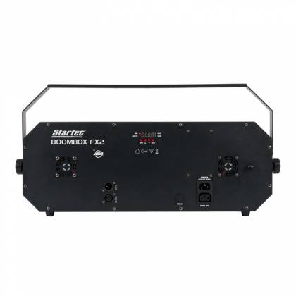 American DJ BOOM-BOX-FX2 StarTec Series 4-in-1 FX LED Light with Laser  Product Image 5