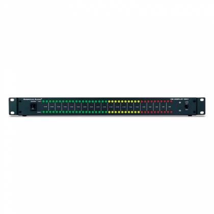 "American DJ DB-DISPLAY-MKII  19"" LED dB Level Display & Amp Rack  Product Image 2"