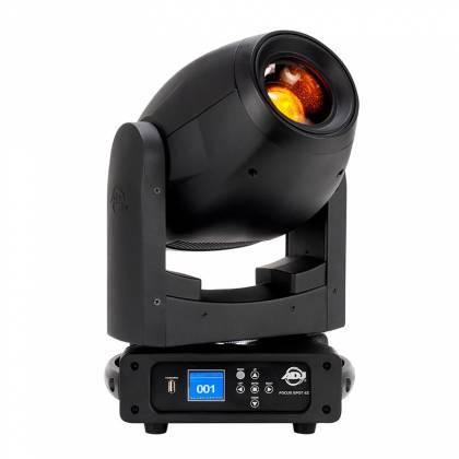American DJ Focus-Spot-4Z 200W LED Moving Head Spot Lighting Fixture Product Image 2