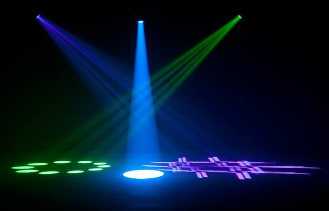 American DJ Focus-Spot-4Z 200W LED Moving Head Spot Lighting Fixture Product Image 5