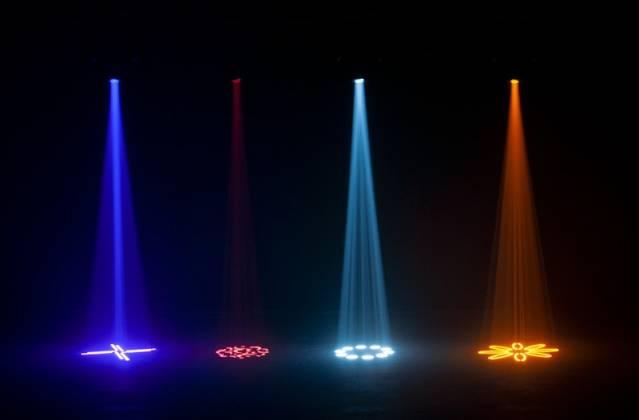 American DJ Focus-Spot-4Z 200W LED Moving Head Spot Lighting Fixture Product Image 6