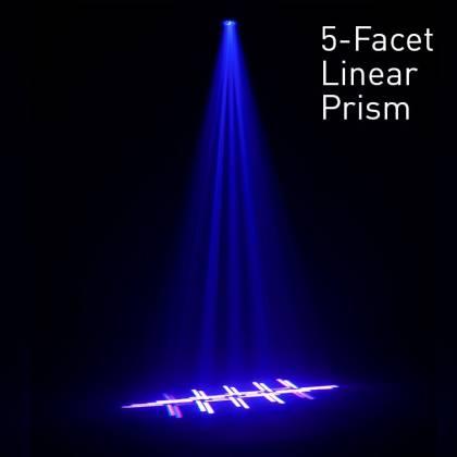 American DJ Focus-Spot-4Z 200W LED Moving Head Spot Lighting Fixture Product Image 8