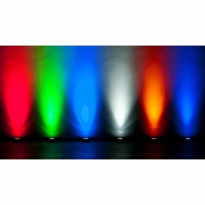 American DJ MEGA-HEX-PAR Compact RGBAW+UV LED Wash Light  Product Image 8