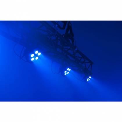American DJ MEGA-HEX-PAR Compact RGBAW+UV LED Wash Light  Product Image 9
