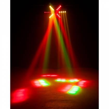 American DJ Starship 6 Arm LED Centerpiece Light Fixture Product Image 8