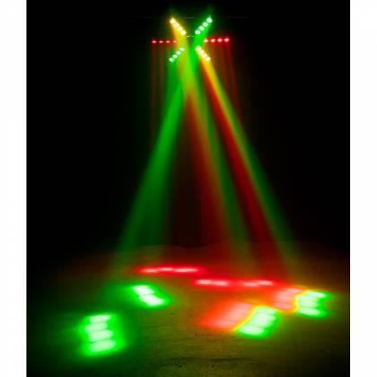 American DJ Starship 6 Arm LED Centerpiece Light Fixture Product Image 9