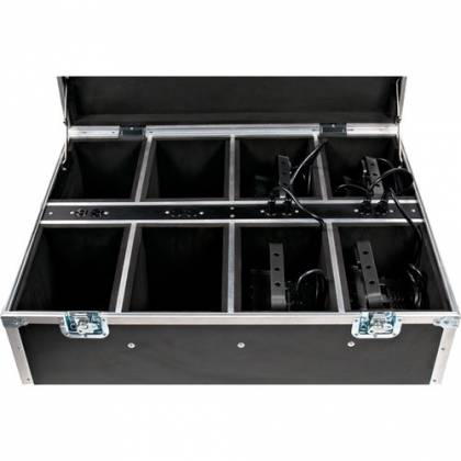 American DJ WI-FLIGHT-CASE with Built-in Charging WiFLY PARs  Product Image 7