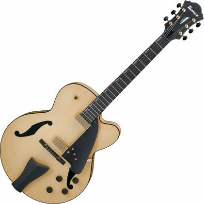 Ibanez AFC95-NTF-d Artcore AFC Contemporary Hollowbody Guitar - Natural Flat Product Image 3