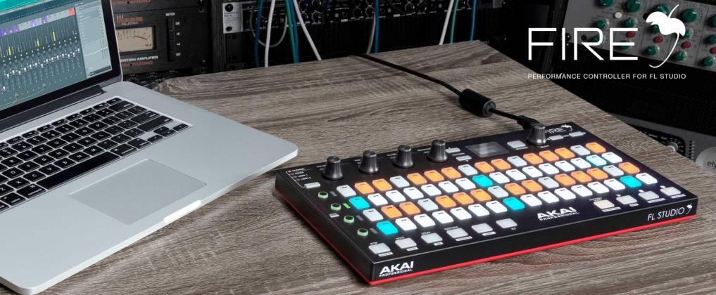 Akai Fire MIDI Controller for FL Studio Product Image 5