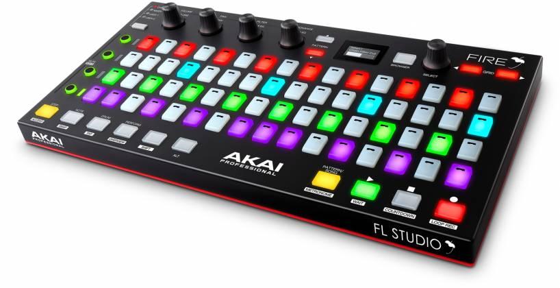 Akai Fire MIDI Controller for FL Studio Product Image 3