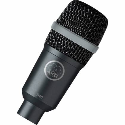 AKG D40 Cardioid Instrument Microphone Product Image 2