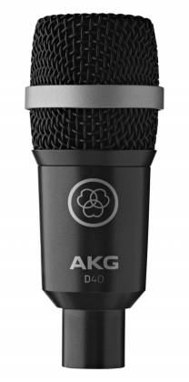 AKG D40 Cardioid Instrument Microphone Product Image 3