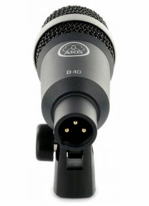 AKG D40 Cardioid Instrument Microphone Product Image 4