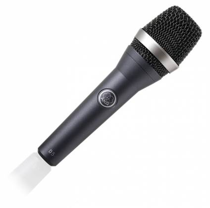AKG D5-MIC Handheld Supercardioid Dynamic Vocal Microphone Product Image 3