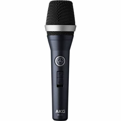 AKG D5-CS Handheld Vocal Microphone w/ Switch Product Image 2