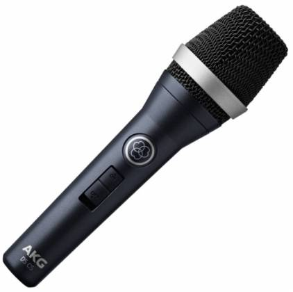 AKG D5-CS Handheld Vocal Microphone w/ Switch Product Image 3