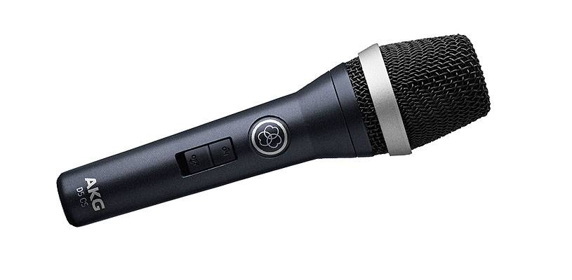 AKG D5-CS Handheld Vocal Microphone w/ Switch Product Image 4
