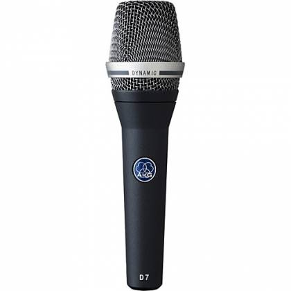 AKG D7 Varimotion Dynamic Microphone Product Image 2