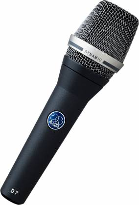 AKG D7 Varimotion Dynamic Microphone Product Image 3