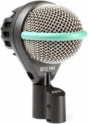 AKG D112-MK II Professional Bass Drum Microphone Product Image 2