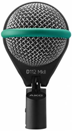 AKG D112-MK II Professional Bass Drum Microphone Product Image 4
