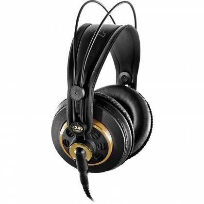 AKG K240 Studio Professional Semi-Open Stereo Headphones k240-studio Product Image 2