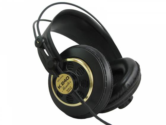 AKG K240 Studio Professional Semi-Open Stereo Headphones k240-studio Product Image 3