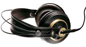 AKG K240 Studio Professional Semi-Open Stereo Headphones k240-studio Product Image 6