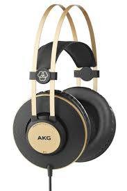 AKG K92 Closed-back Monitor Headphones Product Image 2