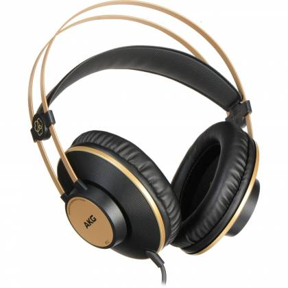 AKG K92 Closed-back Monitor Headphones Product Image 3