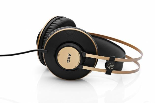 AKG K92 Closed-back Monitor Headphones Product Image 4